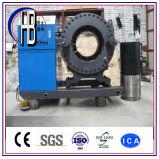Cer betreibt leicht eben Entwurfs-fördernder großer Durchmesser-hydraulischer Schlauch-quetschverbindenmaschine