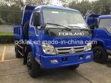 Forland Rowor 4X2 작은 덤프 트럭
