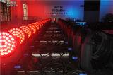 Cabeça movente do diodo emissor de luz da lavagem do diodo emissor de luz do zumbido de RGBW 36X10W