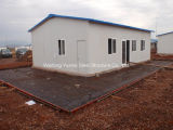 Pequeño Prefab House Made de Sandwich Panel para Living Home