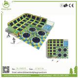 안전 실내 점프 지역 Trampoline 공원 /Customized Trampoline 공원