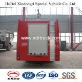 Type van Tank van de Vrachtwagen van de Brandbestrijding van het Water van Dongfeng Het Binnen