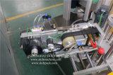 Machine van de Etikettering van de Fles van de Jam van de Fabriek van Skilt de Volledige Automatische Ronde met de Codage van de Datum