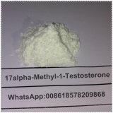 Wirkungsvolles aufbauendes Steroid 17alpha-Methyl-1-Testosterone CAS 65-04-3