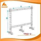 Bildschirm-Adel-Binder der LED-Bildschirmanzeige-Binder gekennzeichneter LED