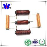 Le faisceau d'IR enroule des bobines de faisceau d'inducteur/air