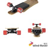 Форсированный способом электрический скейтборд самоката пинком быстро электрический для взрослых