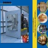 Vácuo pequeno do plasma da jóia de PVD que metaliza a máquina de revestimento