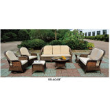 El sofá modular impermeable fijó para la venta
