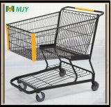 carretilla de las compras del metal del supermercado 60-270liters