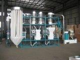 10t/D 밀 가루 맷돌로 가는 기계 또는 가루 생산 라인 제분기