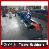 Roulis de encadrement de profil en acier de mesure de quille de lumière en métal de constructeur formant la machine