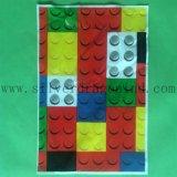 El bolso impermeable de los botines del LDPE con Dic-Cortó para la tienda de comestibles