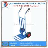 Caminhão de mão da roda do metal dois do jardim/trole resistentes da mão