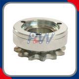 Roda dentada Zinc-Plated da indústria da alta qualidade