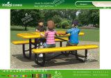 De Kinderen van Kaiqi spelen de Lijsten van de Banken van Reeksen voor Pretpark, Kleuterschool, School