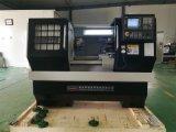 Machine alimentante Ck6150t de rotation de tour de commande numérique par ordinateur de câble d'alimentation de barre de barre automatique de machine