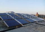 호텔 사용 3000L 태양열 난방 시스템
