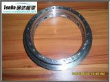 La máquina de encargo de la maquinaria del acero inoxidable de la precisión parte trabajar a máquina del CNC