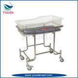 QualitätsEdelstahl-medizinisches Säuglingsbett