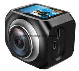 Câmera do esporte do foco fixo fornecedor de 360 graus com conexão de WiFi