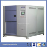 Alta Temperatura 150 cámara de pruebas de choque térmico Oc