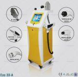 E-Light/Shr+RF+ND: Машина удаления Tattoo лазера YAG многофункциональная
