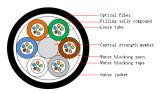 24 fibres Air-Soufflant le câble optique Gcyfy 24b de Jetnet