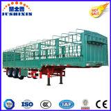 40tons de Oplegger van de Lading van de Omheining van de Staak van de nuttige lading voor Vervoer