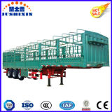 Semi-Trailer da carga da cerca da estaca da carga útil 40tons para o transporte