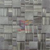 El papel de empapelar tiene gusto de los azulejos de mosaico cristalinos (CFC642)