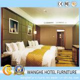 2017 Juego de dormitorio de madera del hotel