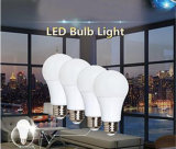 los bulbos de 5W 7W 9W 12W Dimmable LED calientan la lámpara blanca del LED
