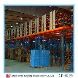 Просторная квартира мезонина пользы Q235 горячей обязанности оборудования хранения Китая сбывания выдвиженческой тяжелая стальная кладет систему на полку