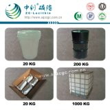 Transparente lecitina de soja fluido no-GMO