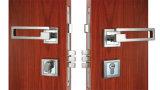 로즈 문 아연 손잡이 장붓 구멍 자물쇠에 외부 문에 박은 자물쇠