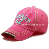 高品質6のパネルのカスタム野球帽