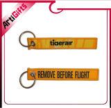 Verwijder het Borduurwerk Keytag van de Vlucht Bofore