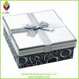 Süsses Drucken-steifer Papverpackungs-Kasten für Speichertuch