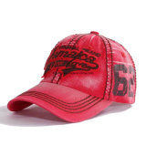Baumwolle 3D Embroidery Baseball Cap Golf Cap