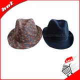 겨울 모자 100%Cotton 털실 모자 중절모 모자