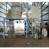 Sistema automático da máquina de empacotamento dos grânulo