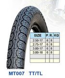 De motorfiets vermoeit 2.50-17 2.75-17 3.00-17 3.00-18