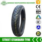 80/90-14 neumático del neumático sin tubo del tubo de la motocicleta