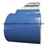 Bobine en acier galvanisée enduite d'une première couche de peinture pour le toit/murs de Shandong Chine