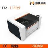 Кожаный автомат для резки FM-E1309 лазера ткани r с 120W