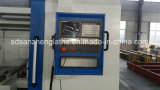 Torno de la pipa del metal del CNC Qk1343