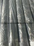 Roulis vert de bâche de protection de PE, roulis imperméable à l'eau de bâche de protection de PE, roulis de bâche de protection de polyéthylène