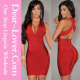 2016 Sexy Fashion Cocktail Formal Evening Prom Vestido Party Bandage Dress