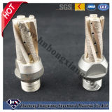 Diamante Finger Bit per CNC Machine Miling Tools